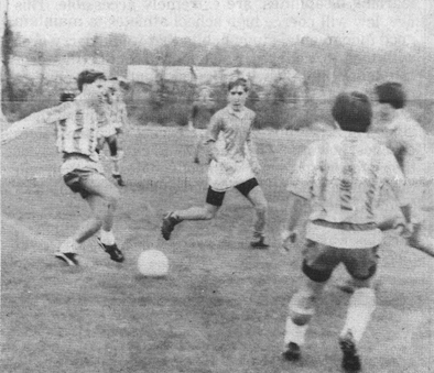 """FROM THE ARCHIVES: Vol. IXX, No. 4 (Feb. 16, 1989): """"Soccer Team Takes State Trophy Over JA"""""""