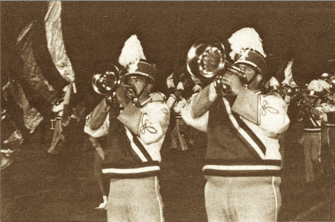 """FROM THE ARCHIVES: Vol. XXVI, No. 2 (Nov. 1995) – """"Band Captures All-State Titles"""""""