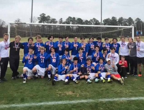Fifth Championship for Soccer Team