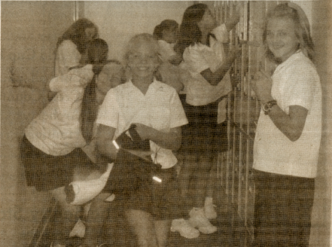 """FROM THE ARCHIVES: Vol. XXXVII, Issue 1 (Sept. 2006) – """"First Class of Sixth Graders Makes Prep History"""""""