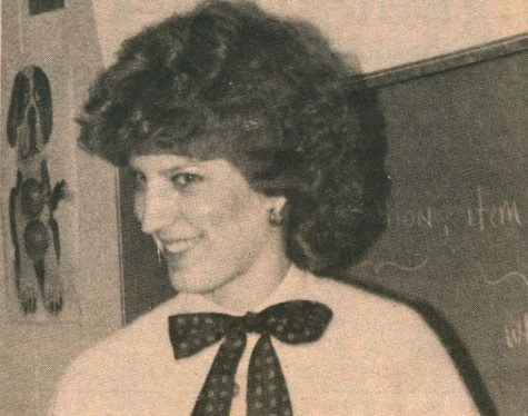 """FROM THE ARCHIVES: Vol. XIV, No. 3 (Dec. 12, 1983) – """"Personality Profile: Mrs. Laura Lindell"""""""