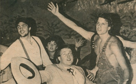 """FROM THE ARCHIVES (Vol. XIII, No. 6 – May 1983): """"Prep hillbillies present L'il Abner"""""""