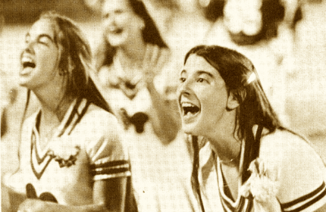 """FROM THE ARCHIVES: Précis, Vol. VII (1977) – """"Cheerleaders Rallied The Forces"""""""