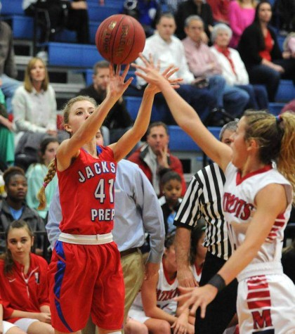 Girls' Basketball: Shooting for Glory
