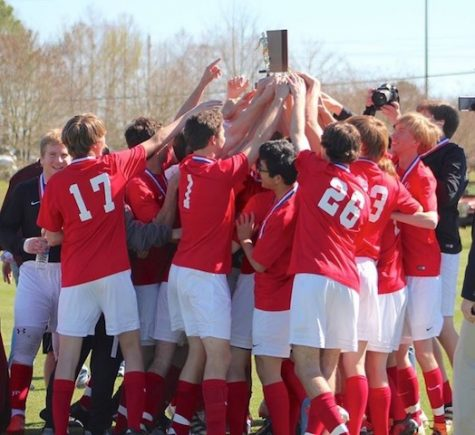 Boys soccer claims 17th State title, 7th in a row