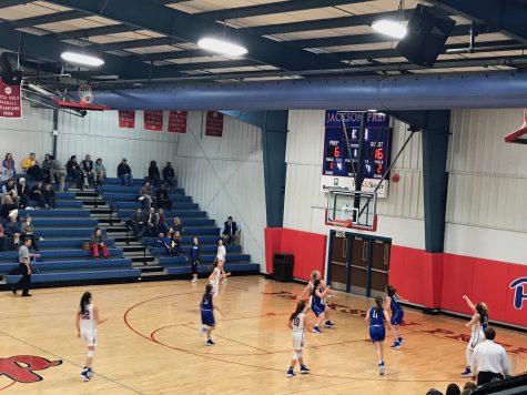 Girls' basketball finishes challenging season