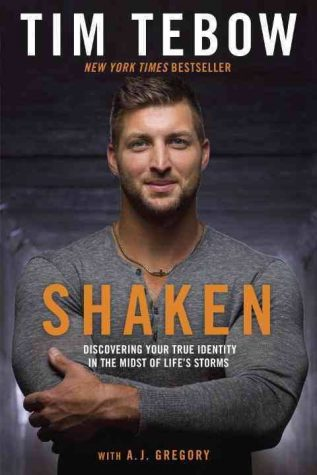 "Book Review: Tim Tebow scores again with ""Shaken"""