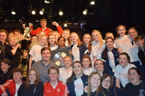 Showchoir named Grand Champions in NYC