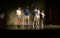 10th grade takes Macbeth interpretations to the stage