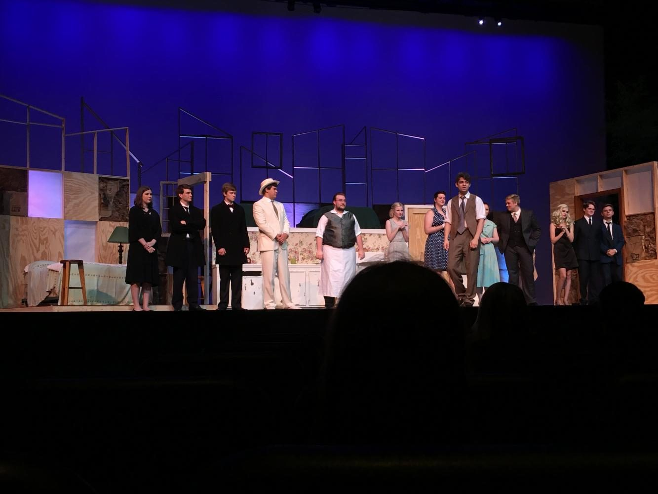 "Students bring classic ""Death of a Salesman"" to Prep"
