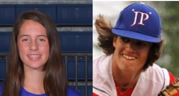 Young Athletes to Watch: Burkhalter and Crumpton