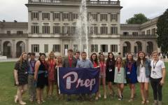 "Prep students put ""Global"" in Leadership Institute"