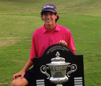 Sophomore Wins Golf Tourney