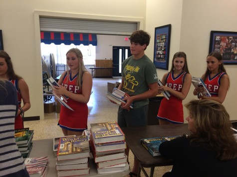 Slideshow: Book Distribution Day