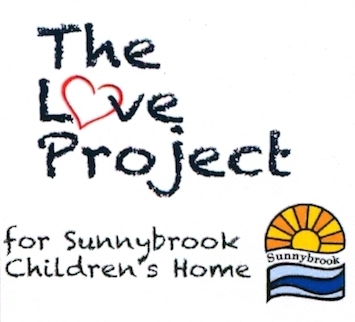 """Senior, Mother Helping Kids Through """"The Love Project"""""""
