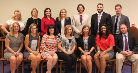 New Faculty & Staff
