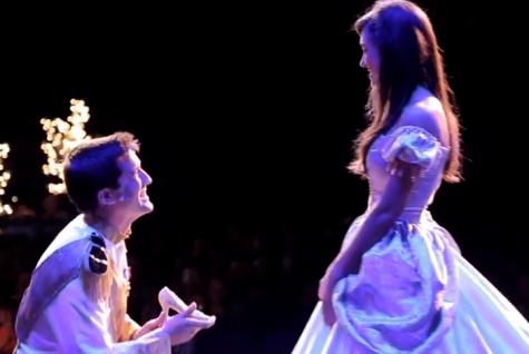 "Prep Alumna's ""Cinderella"" Proposal Goes Viral"
