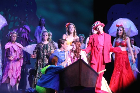 """""""Little Mermaid"""" Entertains Audiences Young and Old"""