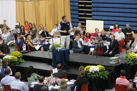 Dr. Tim Elmore Talks to Prep Community