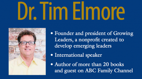 Nationally-Known Speaker to Discuss Leadership