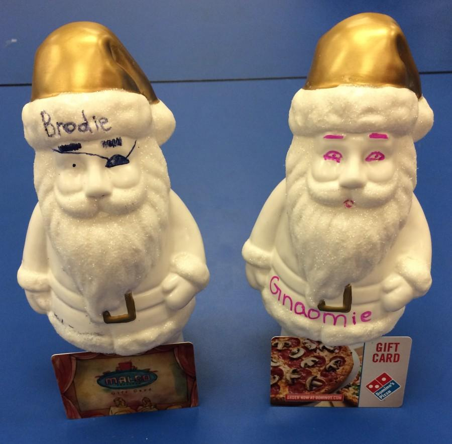 Sentry Gnomes in Custody, Prizes Awarded