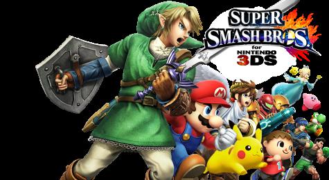 Video Game Review:  Super Smash Bros. for Nintendo 3DS