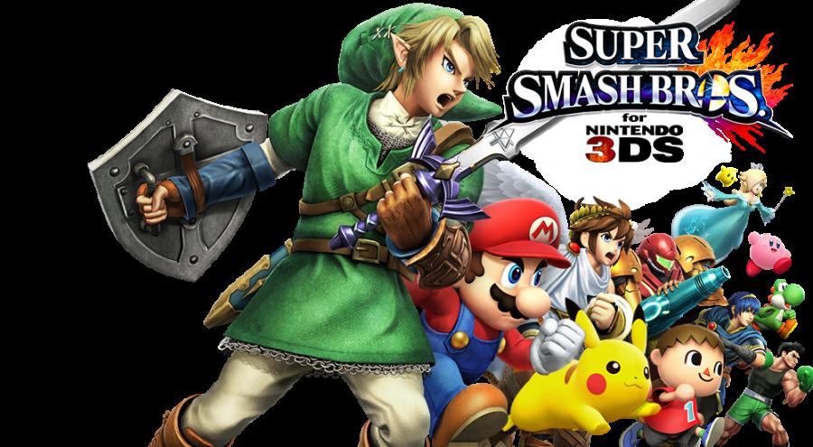 Video+Game+Review%3A++Super+Smash+Bros.+for+Nintendo+3DS