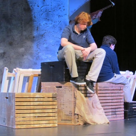 One-Act Play Readies For Performance