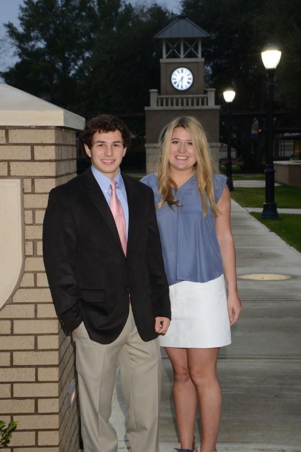 Mr. and Miss Jackson Prep: Josh Aron and Mae Mae Cook  (photo courtesy of Mr. Hubert Worley)