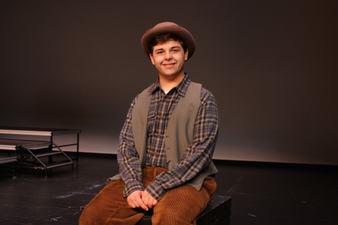 "Lawson Marchetti plays Poppy in ""The Voice of the Prairie."" (Photo by Megan Dallas)"