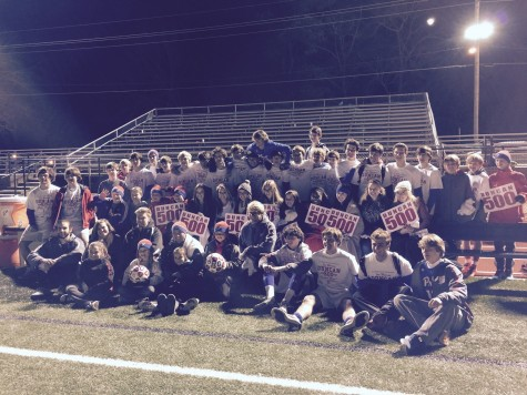 Boys&Girls soccer team-500th