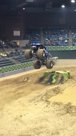 Monster Truck Rally Comes To Jackson