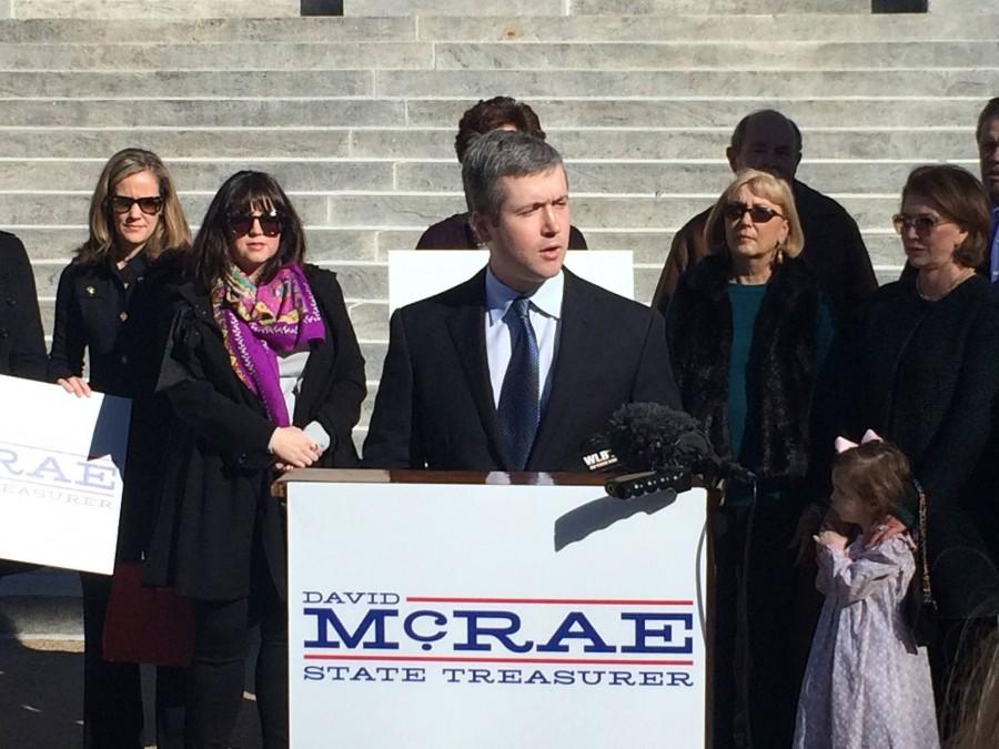 Prep Alum Runs for MS State Treasurer