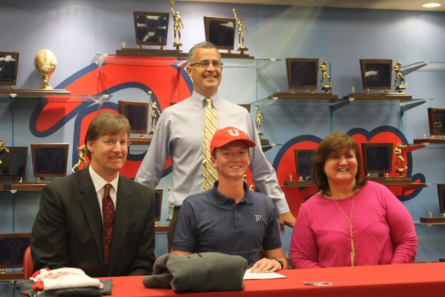 Alex Russell Signs with Union University