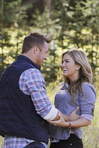 Becca Tilley and the bachelor, Chris Soules