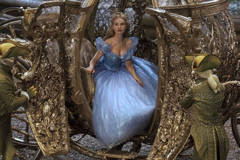 "MOVIE REVIEW: ""Cinderella"""