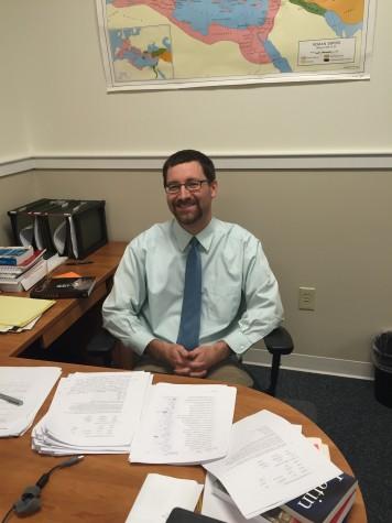 Teacher Profile: David Hogue