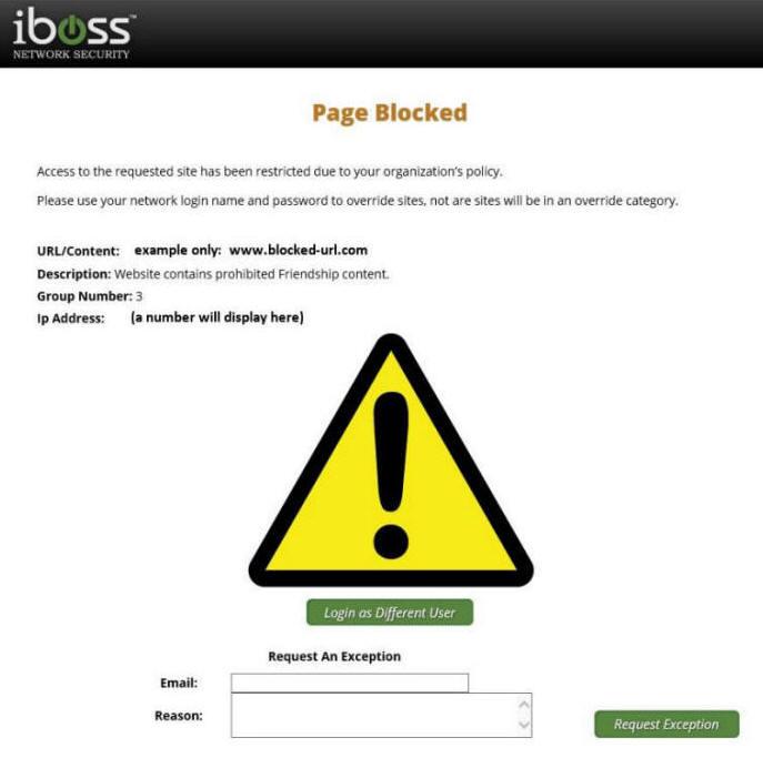 Prep Replacing iBoss