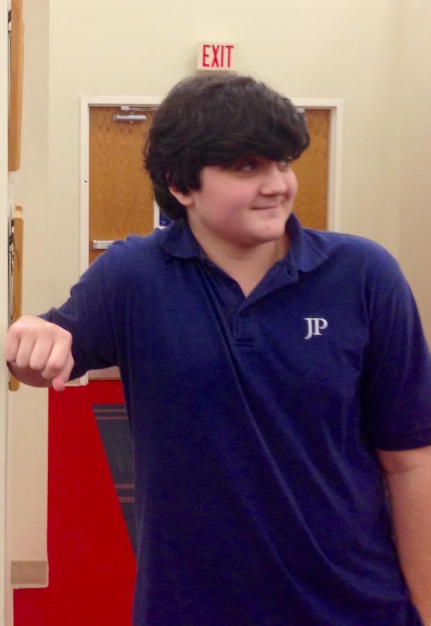 Student Profile: Ethan Oxman Oxley