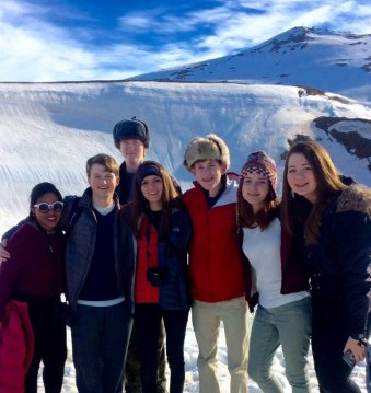 Students Attend Iceland Summit