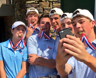 Jackson Prep Golf Wins the AAAA Title