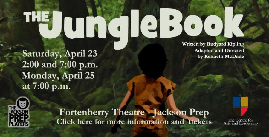 Jungle Book to Swing into Fortenberry Theatre