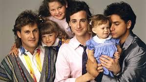 The original Full House cast (1987).