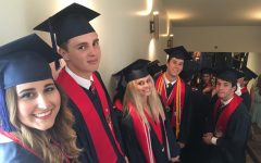Scenes from Graduation Day 2016