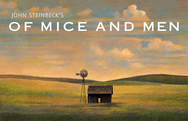 an analysis of georges symbolism in of mice and men by john steinbeck