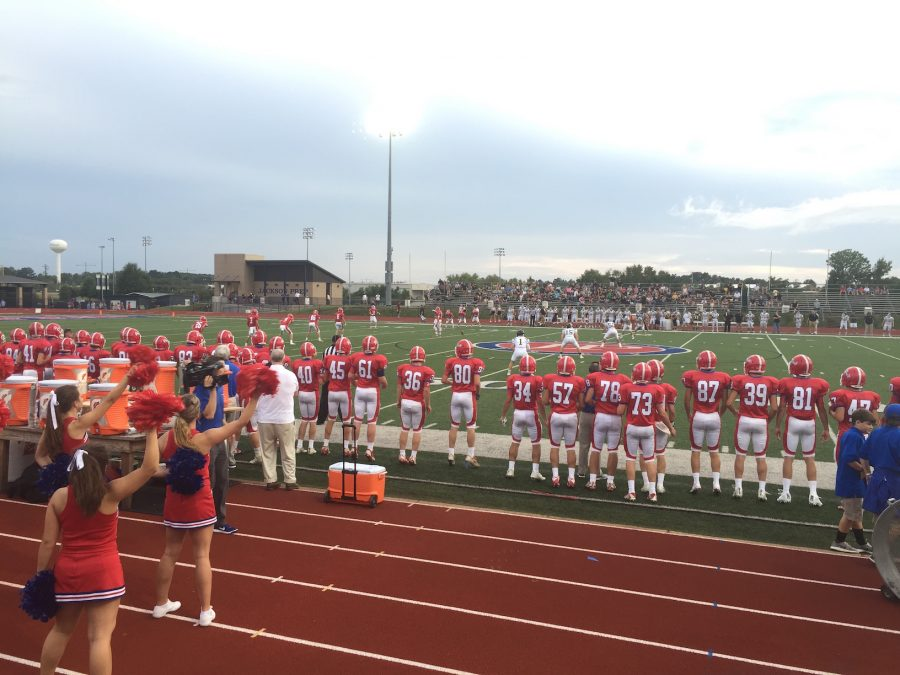 Prep Defeats Oak Forest in Season Opener