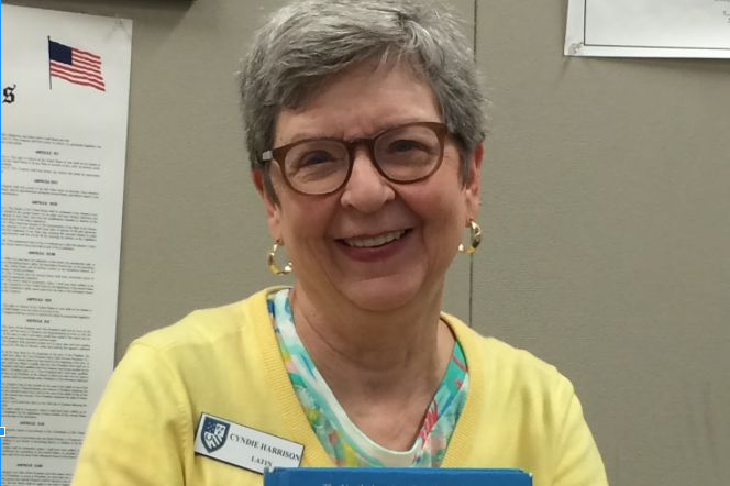 New Teacher Profile: Cyndi Harrison