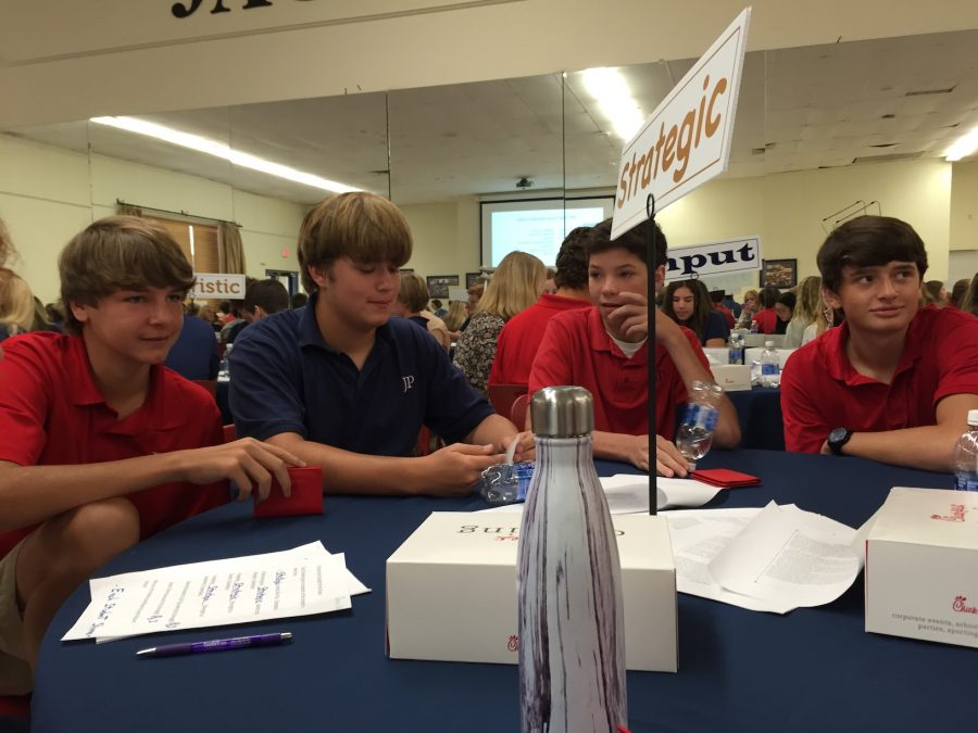 10th Grade Encouraged to Seize the Day at GLI Luncheon