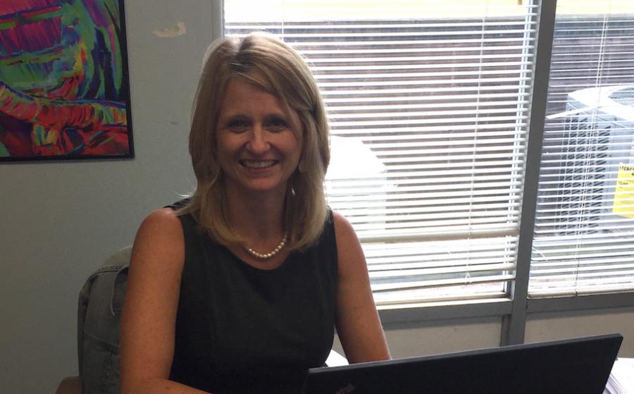 New Teacher Profile: Paige Polk