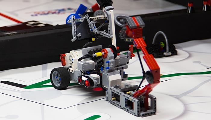 JH Robotics prepping for season